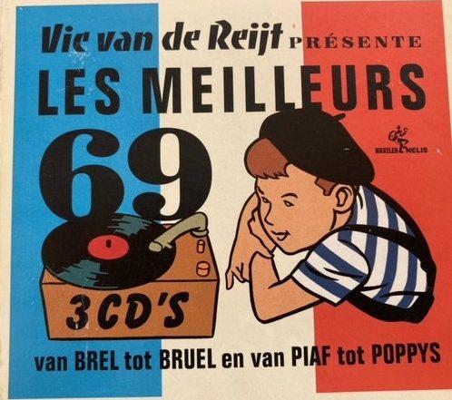 69 chansons franse les brabant